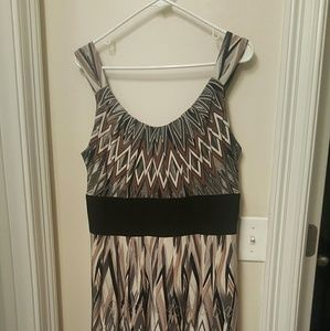 Never worn. Tank dress. From Belk